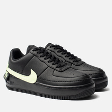 Женские кроссовки Nike Air Force 1 Jester XX Black/Barely Volt фото- 1