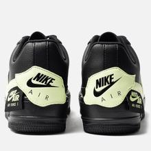 Женские кроссовки Nike Air Force 1 Jester XX Black/Barely Volt фото- 3