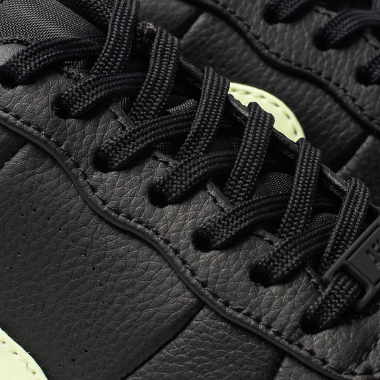 Женские кроссовки Nike Air Force 1 Jester XX Black/Barely Volt
