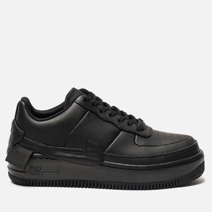 Женские кроссовки Nike Air Force 1 Jester XX Black/Black/Black