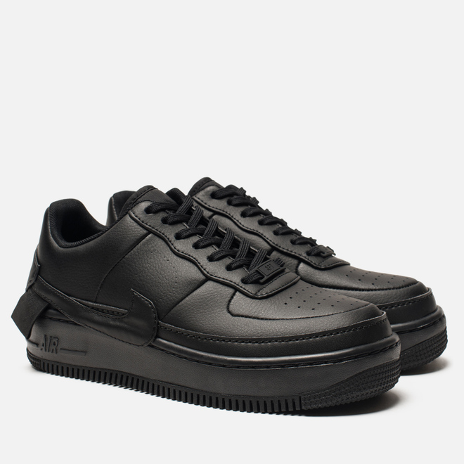 Женские кроссовки Nike Air Force 1 Jester XX Black/Black/Black