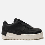 Женские кроссовки Nike Air Force 1 Jester XX Premium Black/Black/Sail фото- 0