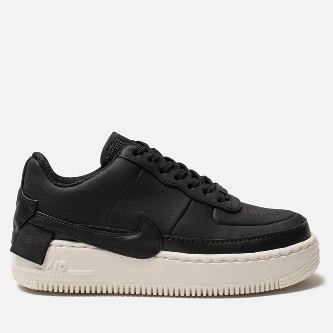Женские кроссовки Nike Air Force 1 Jester XX Premium Black/Black/Sail