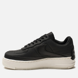Женские кроссовки Nike Air Force 1 Jester XX Premium Black/Black/Sail фото- 1