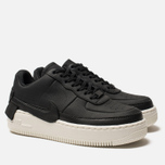 Женские кроссовки Nike Air Force 1 Jester XX Premium Black/Black/Sail фото- 2
