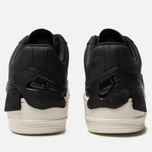Женские кроссовки Nike Air Force 1 Jester XX Premium Black/Black/Sail фото- 3
