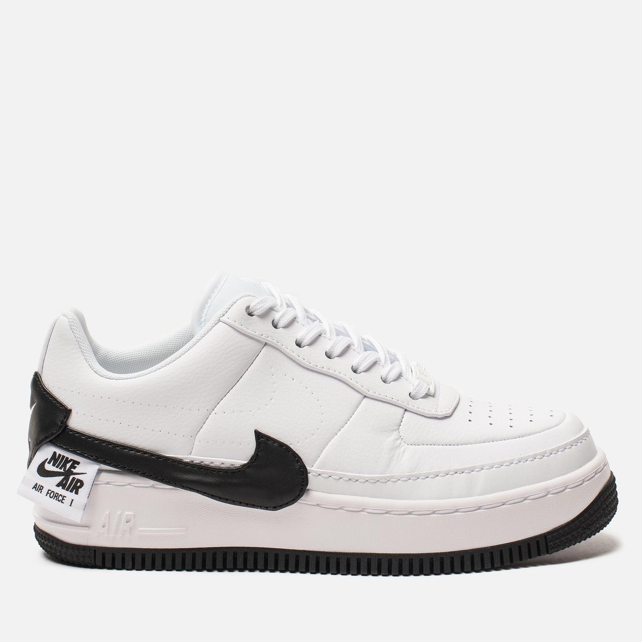 Женские кроссовки Nike Air Force 1 Jester XX White/Black