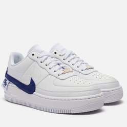 Женские кроссовки Nike Air Force 1 Jester XX White/Regency Purple