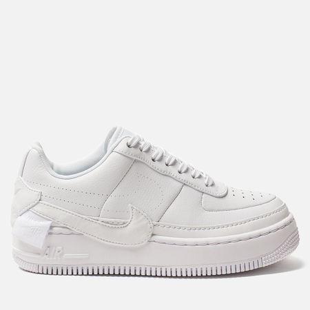 Женские кроссовки Nike Air Force 1 Jester XX White/White/Black