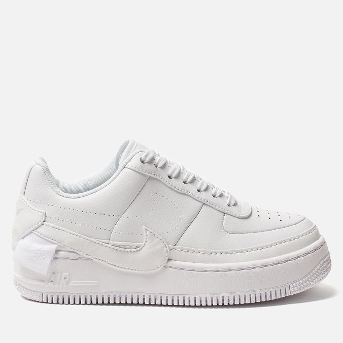 432808b0 Женские кроссовки Nike Air Force 1 Jester XX White/White/Black ...
