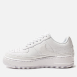 Женские кроссовки Nike Air Force 1 Jester XX White/White/Black фото- 1