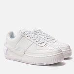 Женские кроссовки Nike Air Force 1 Jester XX White/White/Black фото- 2