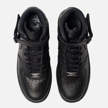 Женские кроссовки Nike Air Force 1 Mid '07 Black фото- 5