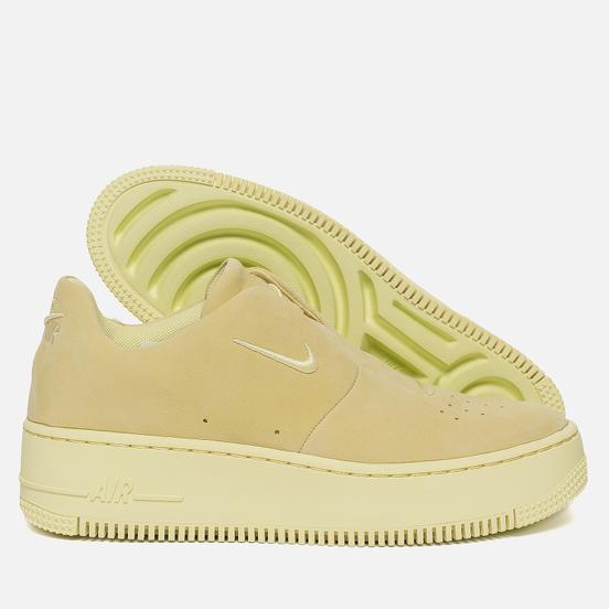 Женские кроссовки Nike Air Force 1 Sage XX Luminous Green