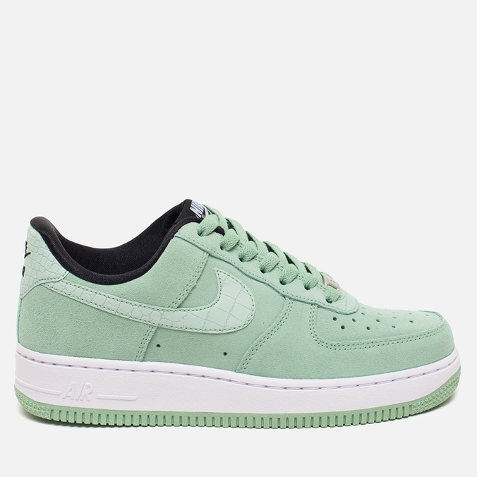 Женские кроссовки Nike Air Force 1 Seasonal Animal Green