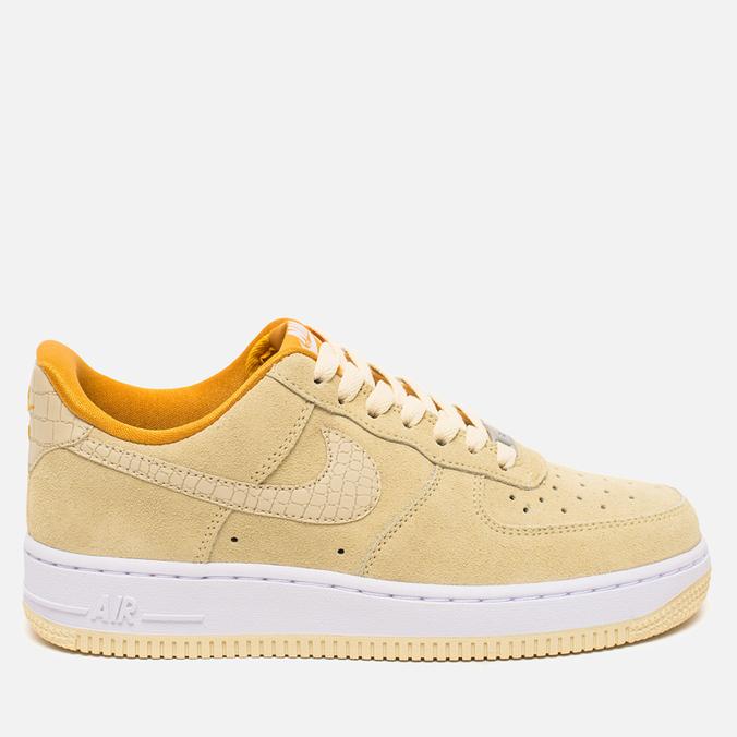 Nike Air Force 1 Seasonal Women's Sneakers Lemon Drop