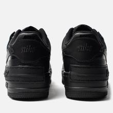 Женские кроссовки Nike Air Force 1 Shadow Black/Black/Black фото- 2