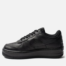 Женские кроссовки Nike Air Force 1 Shadow Black/Black/Black фото- 5