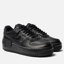 Женские кроссовки Nike Air Force 1 Shadow Black/Black/Black фото- 0