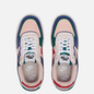 Женские кроссовки Nike Air Force 1 Shadow Mystic Navy/White/Echo Pink/Gym Red фото - 5