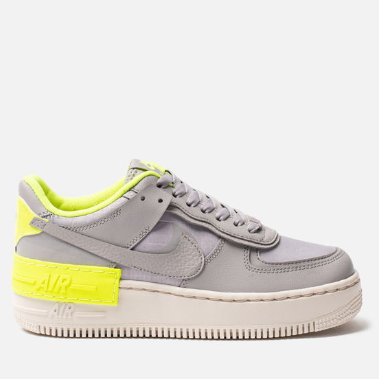 Женские кроссовки Nike Air Force 1 Shadow SE Atmosphere Grey/Atmosphere Grey