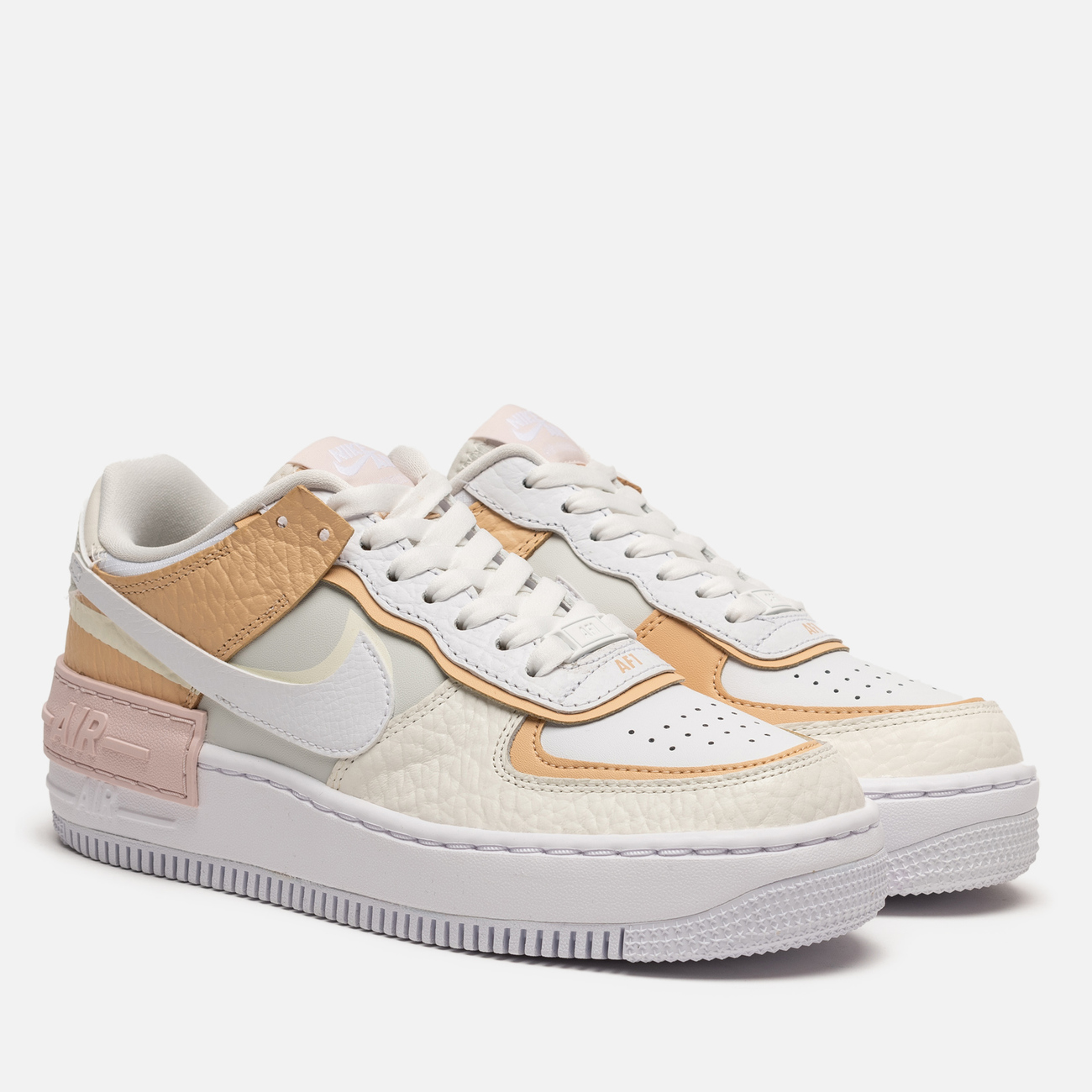 Женские кроссовки Nike Air Force 1 Shadow SE Spruce Aura/White/Sail/Black