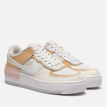 Женские кроссовки Nike Air Force 1 Shadow SE Spruce Aura/White/Sail/Black фото- 0
