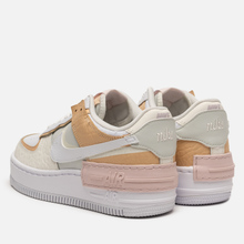 Женские кроссовки Nike Air Force 1 Shadow SE Spruce Aura/White/Sail/Black фото- 2