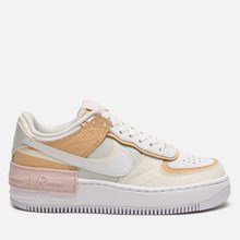 Женские кроссовки Nike Air Force 1 Shadow SE Spruce Aura/White/Sail/Black фото- 3