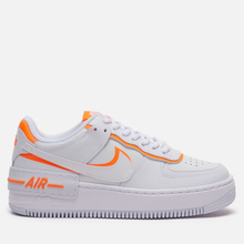 Женские кроссовки Nike Air Force 1 Shadow White/Summit White/Total Orange фото- 3