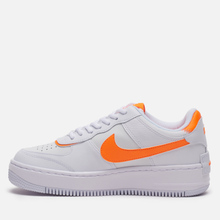 Женские кроссовки Nike Air Force 1 Shadow White/Summit White/Total Orange фото- 5
