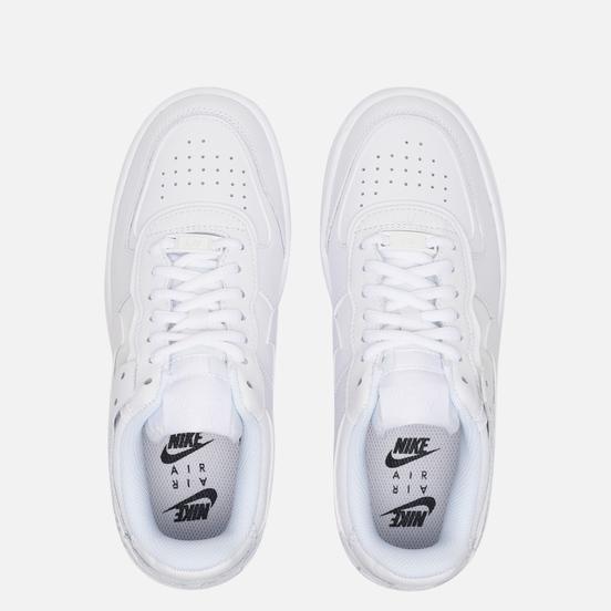 Женские кроссовки Nike Air Force 1 Shadow White/White/White