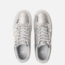 Женские кроссовки Nike Air Force 1 SP Chrome/Metallic Silver/White фото- 1