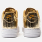 Женские кроссовки Nike Air Force 1 SP Metallic Gold/Club Gold/White фото - 2