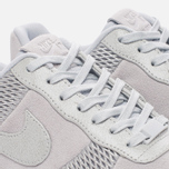Женские кроссовки Nike Air Force 1 Upstep Premium Metallic Platinum/Pure Platinum фото- 5