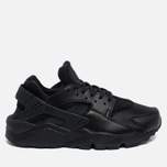 Женские кроссовки Nike Air Huarache Run Black/Black фото- 0