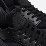 Женские кроссовки Nike Air Huarache Run Black/Black фото- 5