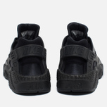Женские кроссовки Nike Air Huarache Run Black/Black фото- 3