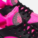 Женские кроссовки Nike Air Huarache Run Black/Pink Blast/White фото- 5