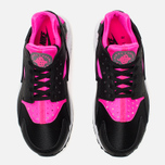 Женские кроссовки Nike Air Huarache Run Black/Pink Blast/White фото- 4