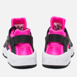 Женские кроссовки Nike Air Huarache Run Black/Pink Blast/White фото- 3