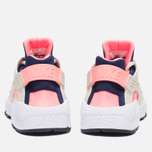 Женские кроссовки Nike Air Huarache Run Oatmeal/Binary Blue/Lava Glow фото- 3