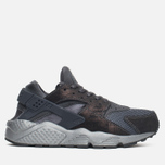 Женские кроссовки Nike Air Huarache Run Premium Anthracite/Anthracite фото- 0