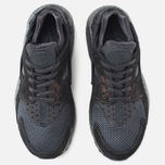 Женские кроссовки Nike Air Huarache Run Premium Anthracite/Anthracite фото- 4