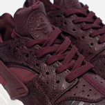 Женские кроссовки Nike Air Huarache Run Premium Night Maroon/Sail фото- 3