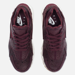 Женские кроссовки Nike Air Huarache Run Premium Night Maroon/Sail фото- 4