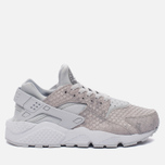 Женские кроссовки Nike Air Huarache Run Premium Pure Platinum/Pure Platinum/White/Metallic Silver фото- 0