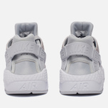 Женские кроссовки Nike Air Huarache Run Premium Pure Platinum/Pure Platinum/White/Metallic Silver фото- 3