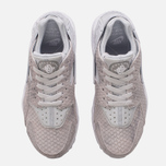 Женские кроссовки Nike Air Huarache Run Premium Pure Platinum/Pure Platinum/White/Metallic Silver фото- 5