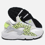 Женские кроссовки Nike Air Huarache Run Premium White/Ghost Green/Pure Platinum фото- 2